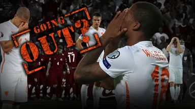 Netherlands could be eliminated from Euro 2016 on Saturday