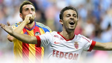 Paco Alcacer and Bernardo Silva are players to watch in the European Qualifiers
