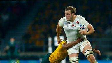 Joe Launchbury should be England's next captain, according to Dai Young
