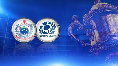 Samoa v Scotland LIVE!