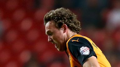 George Saville: Leaves Wolves on a month loan