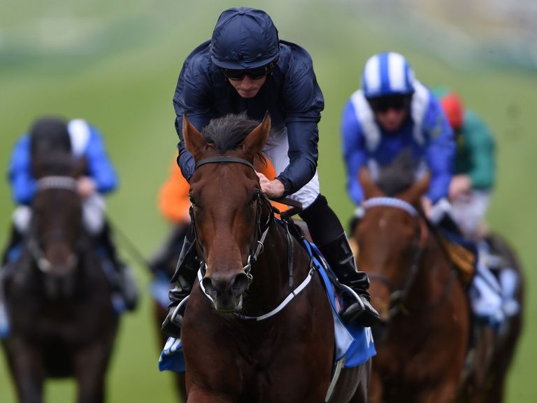 Air Force Blue has been entered for the Lennox Stakes