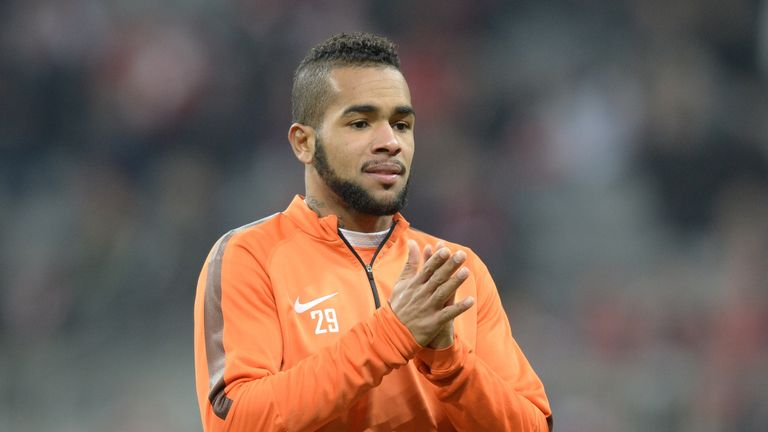 Alex Teixeira looks to have left Shakhtar Donetsk for the Chinese Super League
