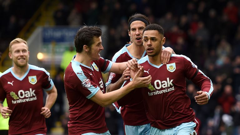 Ollie fancies Burnley to beat Derby on Monday evening