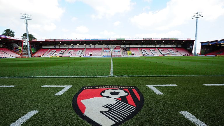 Bournemouth hosting Everton