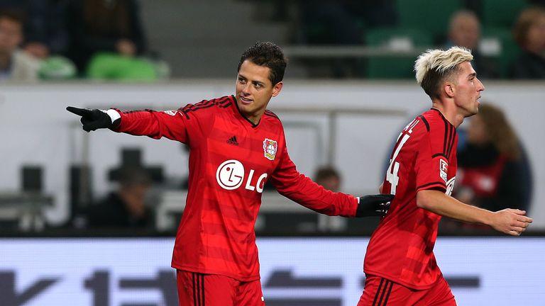 Bayer Leverkusen sporting director Rudi Voller insists striker Javier Hernandez will not be sold by the Bundesliga club