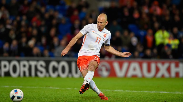 Wales 2 - 3 Netherlands