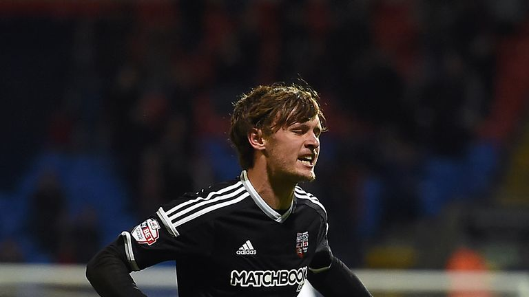 John Swift was left out of the Brentford squad for the visit of Blackburn