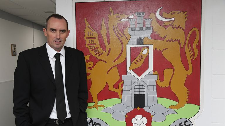 The club was in deep financial trouble when it was purchased by former Oxford owner Kelvin Thomas