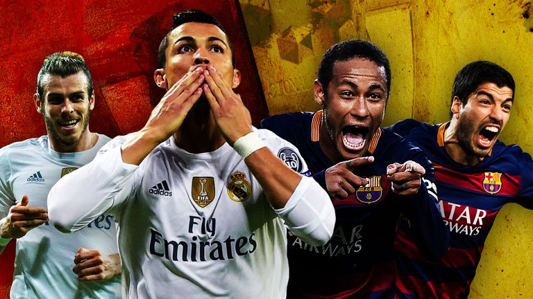 Barcelona and Real Madrid's last-day title battle live on Sky ...