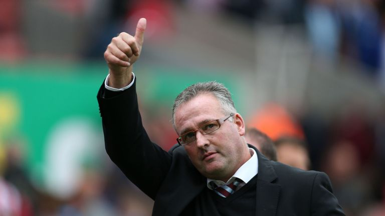Lambert was relieved of his duties at Villa Park in February 2015