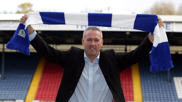 Blackburn, where Myers now works as head of communications, have just come out of a transfer embargo under Paul Lambert
