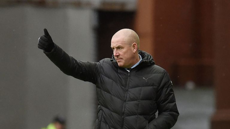 Rangers boss Mark Warburton has given his backing to Celtic's Ronny Deila