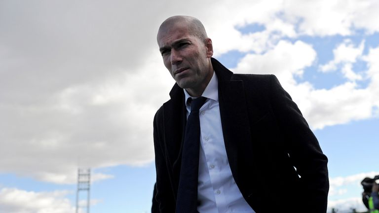 Sky Sports Spanish expert Guillem Balague says new Real Madrid manager Zinedine Zidane is not a replica of Pep Guardiola