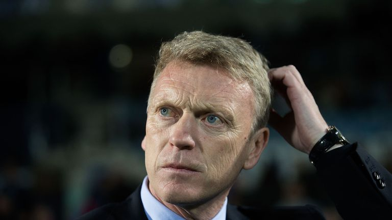 David Moyes will be the guest on this week's Goals on Sunday