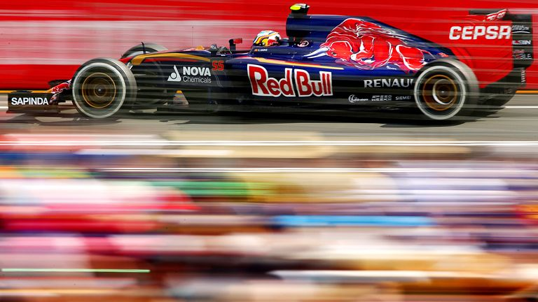 Both Toro Rosso and Red Bull are still seeking an engine supply for 2016 - although an announcement is expected at this weekend's Abu Dhabi GP