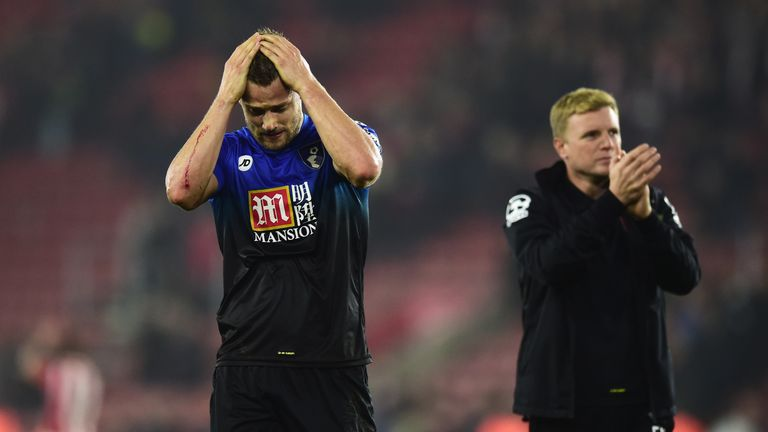 Bournemouth's struggles set to continue against Toon.