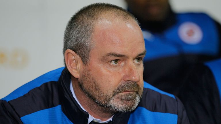 Reading boss Steve Clarke is reportedly set to take over at Fulham