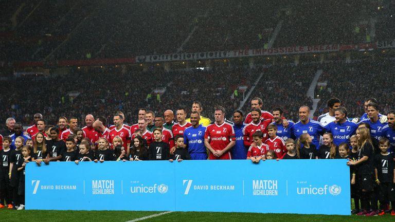 ITV announces Soccer Aid for Unicef | Endemol Shine UK