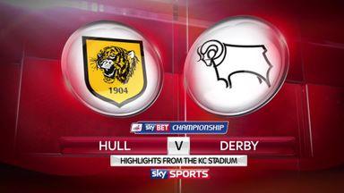 Hull 0-2 Derby