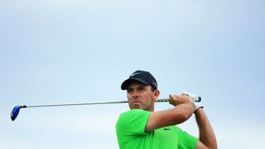 Charl Schwartzel is looking to win the event for a fourth time