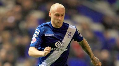 David Cotterill: Loan return to Bristol City