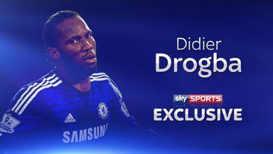 Didier Drogba has spoken exclusively to Sky Sports News HQ about his brilliant playing career