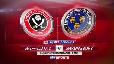 Sheff Utd 2-4 Shrewsbury
