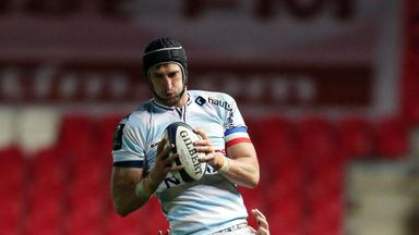 Luke Charteris is moving to Bath from Racing 92
