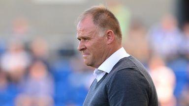 Neil McDonald: Won't lead Blackpool in League 2 next season