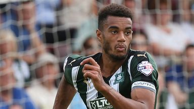 Curtis Nelson: Scored for Plymouth Argyle