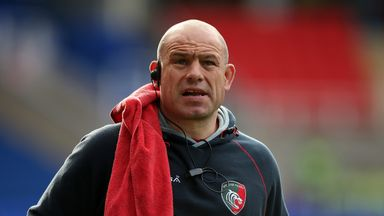 Leicester boss Richard Cockerill says Ian Ritchie is doing a good job at the RFU