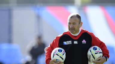 Eddie Jones has much to ponder as he takes on the role of England coach
