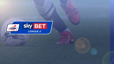 Sky Bet Football League 2 logo