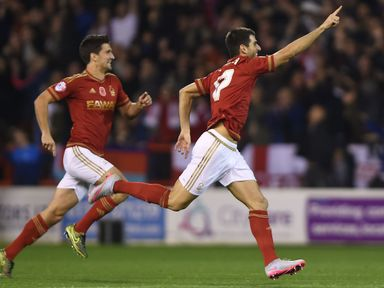 Nelson Oliveira: Scored twice in win over Reading
