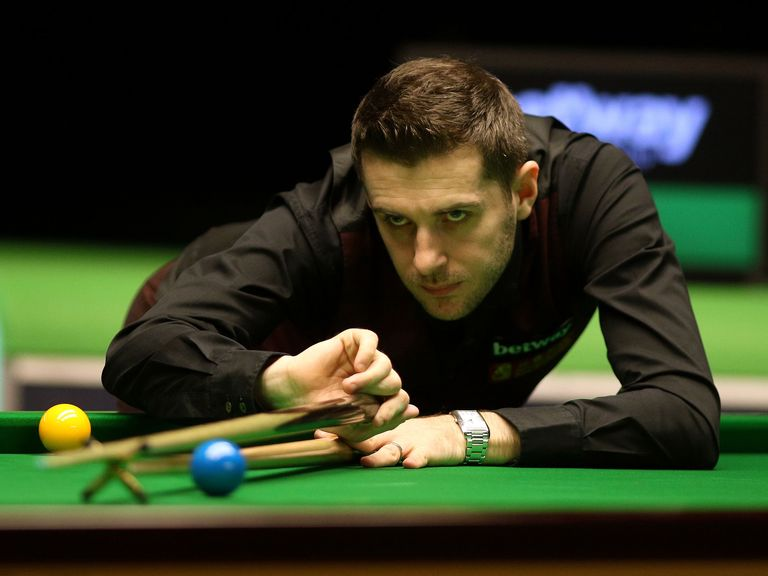 mark selby snooker results