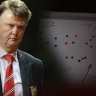 Is Louis van Gaal's approach better suited to facing stronger sides?