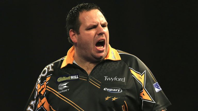 Adrian Lewis has rediscovered his best form in recent months