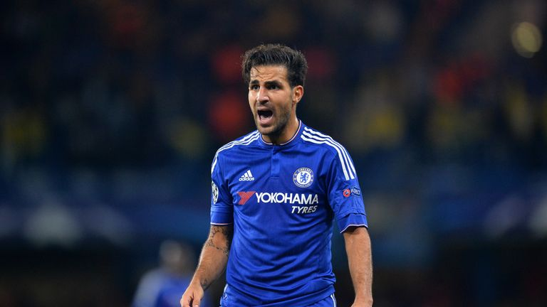 Cesc Fabregas could act as Chelsea's version of Andrea Pirlo if Pato moves to Stamford Bridge