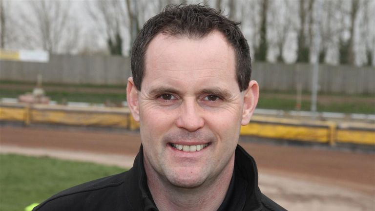 Chris Louis oversees the finances for Ipswich Witches