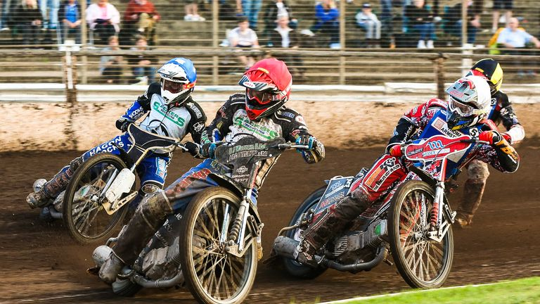A speedway rider must secure a new contract ahead of the new season