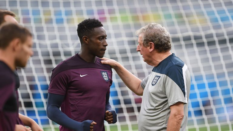 Injury problems saw Welbeck miss out on a place at Euro 2016