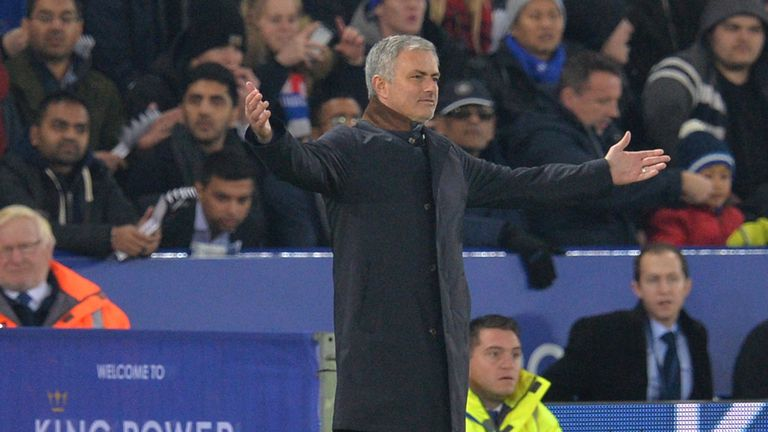 Widespread media reports have stated Jose Mourinho will replace Van Gaal