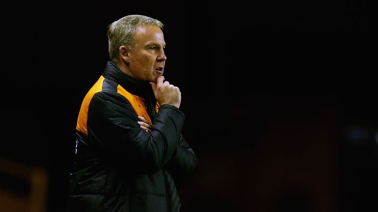 Wolves manager Kenny Jackett could name an unchanged side