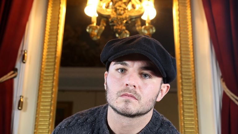 Kevin Mitchell is back in against the dangerous Ismael Barroso on Saturday
