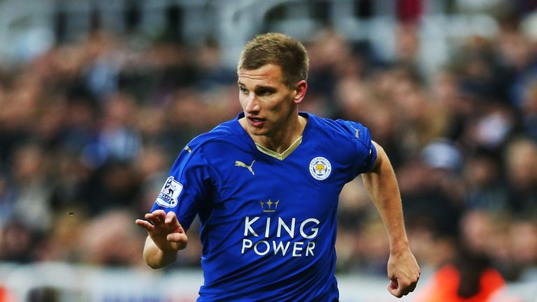 Albrighton has found his feet in his second season at Leicester