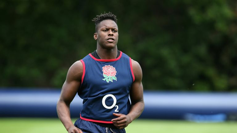 Maro Itoje could captain England in the future, but is he ready yet?