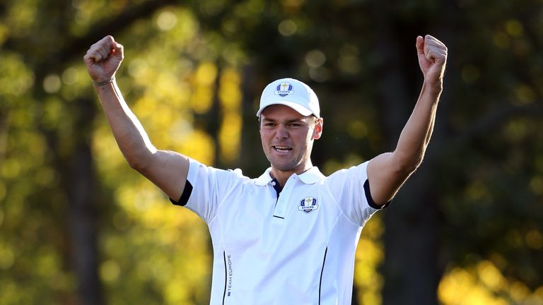 Martin Kaymer capped the Miracle at Medinah, where the spirit of Seve was evident