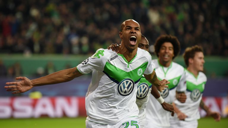 Naldo scored a brace against Man Utd that helped eliminate the English club from the Champions League