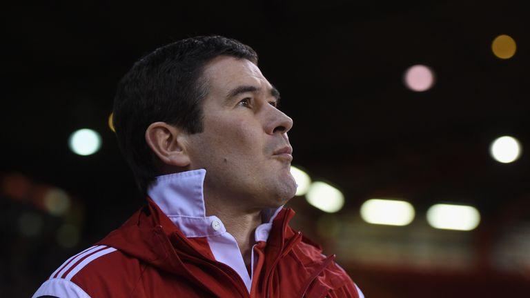 Nigel Clough has carried on the good work done by Jimmy Floyd Hasselbaink at Burton